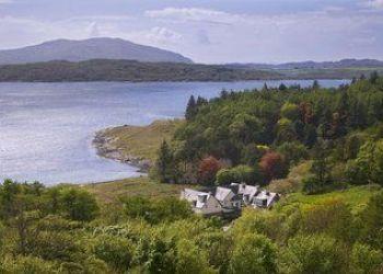 Hotel Oban, Arduaine,, Hotel Loch Melfort***