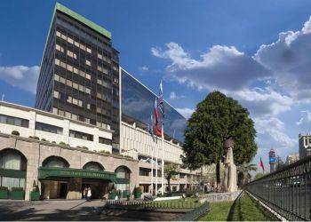 Hotel Santiago, Alameda 816, Hotel Plaza San Francisco****