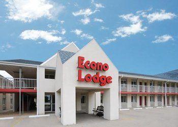 Hotel Illinois, 403 Brock Dr, Econo Lodge