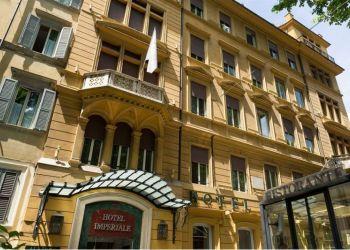 Hotel Rome, Via Vittorio Veneto 24, Hotel Imperiale****