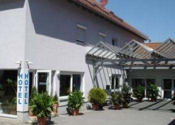 Wohnung Lappersdorf, Am Kuffholz 18, Hotel-Pension Papillon