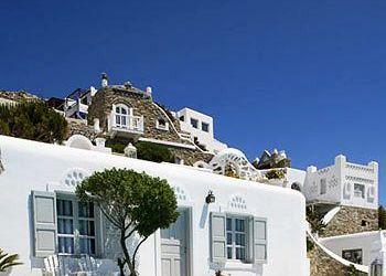 Villa/Luxusimmobilien Mykonos, Elia Beach, Ano Mera, Villa Greco Philia*****