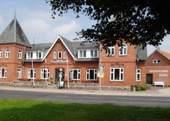 Wohnung Gredstedbro, Vestergade 2, Gredstedbro Hotel