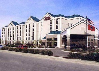 Hotel Tennessee, 2935 N Germantown Rd, Hampton Inn & Suites