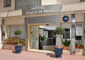 25, Bld. Marinoni, 6310 Beaulieu-sur-Mer, Hotel Comte De Nice***