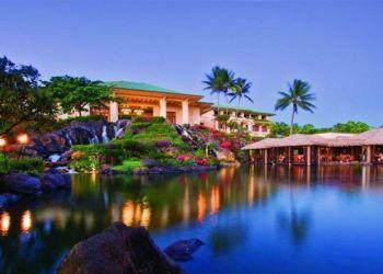 Hotel Koloa, 1571 Poipu Road, Hotel Grand Hyatt Kauai Resort & Spa****