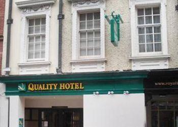 Hotel Reading, 4-8 Duke Street, Hotel Royal County**