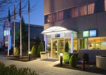 Hotel La Estación, DE PONIENTE - PARQUE EMPRES.EURONOVA 16, 28760 TRES CANTOS, Express By Holiday Inn Tres Cantos