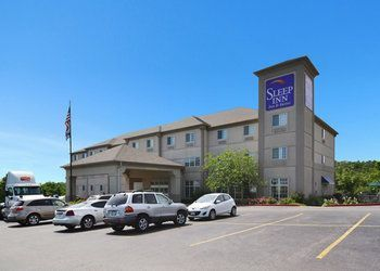 Hotel Missouri, 1390 E US HW 54, Sleep Inn & Suites