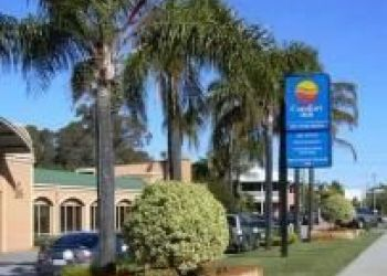 Hotel Belmont, 285 Great Eastern Highway, Comfort Inn Bel Eyre Perth