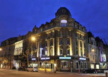 Hotel Luxembourg, 28 Avenue de la Liberte, Hotel Golden Tulip Central Molitor