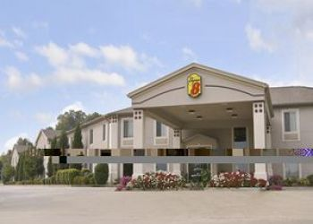 Hotel Kentucky, 86 Campbell  Dr, Super 8 Motel