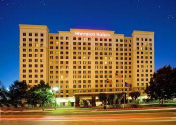 2400 West Loop S, 77027 Houston, Hotel Sheraton Suites Houston Galleria***
