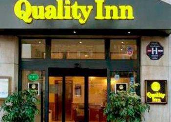 Hotel Vaucresson, 2, avenue Benot Frachon, , Qualys Hotel Nanterre La Dfense