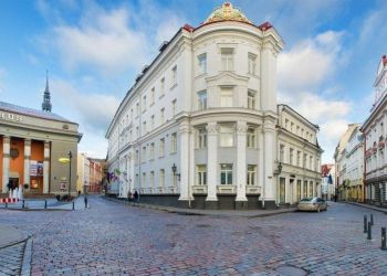 Hotel Tallinn, 11/13 Vana Posti, Hotel My City****