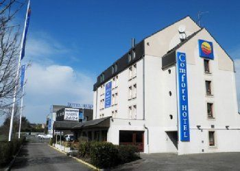 Hotel Saran, 249 Route Nationale 20, Comfort Inn