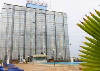 Hotel Lomé, 1 Blvd de la République, Hotel Palm Beach
