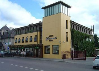 Hotel Palanga, Plytu g. 7, Palanga, Hotel Gamanta****
