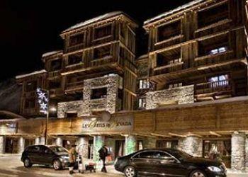 Hotel Tignes, Le Val Claret, Hotel Les Suites du Nevada