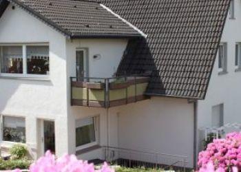 Wohnung Georgsmarienhütte-Holzhausen, Haunhorstweg 15, Annettes Rosengarten Ferienwohnung