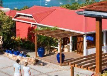 Hotel St Jean, Baie de St Jean, Hotel Levillage St Jean