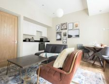 34 St George St Mayfair,, W1S 2FN London, Studio flat 42sq. ft for max. 3 guests ( not shared ) - ID5