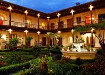 Hotel Antigua Guatemala, 4ta. calle Oriente # 8, Hotel Palacio De Dona Leonor***