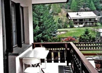 Saas-Almagell, Apartment Haus La Montanara Saas-almagell