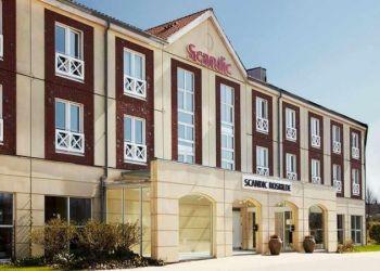 Hotel Roskilde, Søndre Ringvej 33, Hotel Scandic Roskilde*