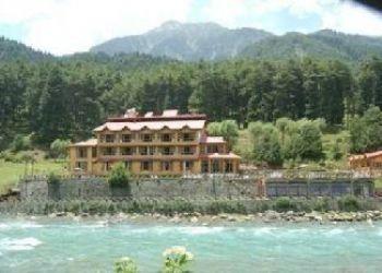 18th June Road, Panaji, Fidalgo Hotel 4*