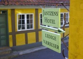 Wohnung Gudhjem, Brøddegade  33, Jantzens Hotel