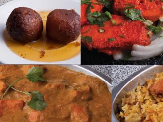 Restaurante Tajmahal Food