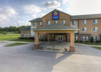 1355 N Plaza Dr, Indiana, Comfort Inn & Suites