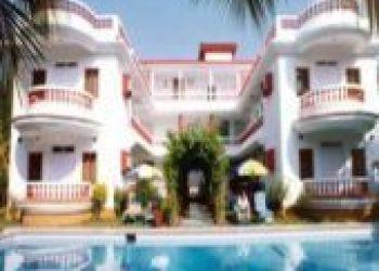 Hotel Anjuna, COBRA VADDO, 403516 CALANGUTE, BARDEZ,GOA, C.s.m. Holiday Village