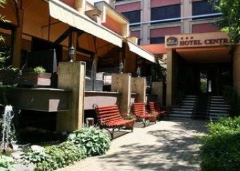 8 Horia, Arad, Best Western Central Hotel 3*