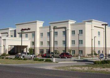 2271 W I-10, Fort Stockton, Hampton Inn