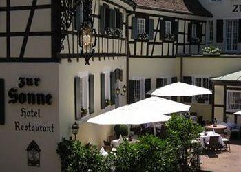 Moltkestrasse 4, 79410 Badenweiler, Hotel Zur Sonne***