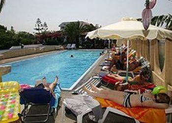 Tholos 2, 85106 Theologos / Tholos, Hotel Nirvana Beach***