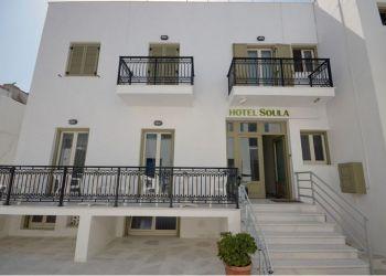 Albergo Naxos, Agios Georgios,, Hotel Soula**