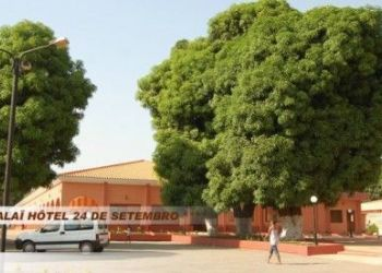 Hotel Bissau, AVENUE PANSAU NA ISNA, AZALAI HOTEL 24 DE SETEMBRO