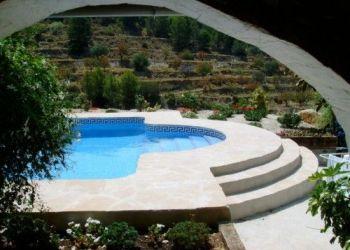 Privatunterkunft/Zimmer frei Calpe, Finca Sierra Olta, Calpe Mountain.com