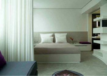 Hotel Luxembourg, 13 Avenue J F Kennedy,, Hotel Suite Novotel Luxembourg