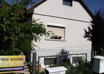 Privatunterkunft/Zimmer frei Balatonfűzfő, 8175 Balatonfűzfő, Rózsi-ház