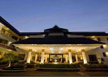 Jalan Jenderal Sudirman No 19, 55233 Yogyakarta, Hotel Santika Yogyakarta****