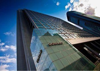 Hotel Tokyo, 1-9-1 Higashi-Shinbashi, Minato-ku, Hotel Conrad Tokyo