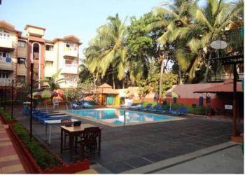 Hotel Calangute, UMTTA WADDO,BAGA ROAD,CALANGUTE,BARDEZ-GOA, 403516 Goa, Park Avenue