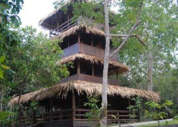 MARGENS DO RIO URUBU, 69100-000 Itacoatiara, AMAZON ANTONIO JUNGLE LODGE