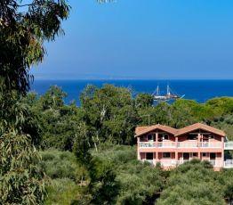 Apartment Zakynthos, Greece, Vasilikos, Arazzo Holiday Villa
