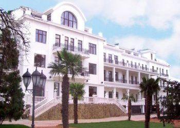 2 Lenin Street, 98500 Gubailovo Odin, Radisson Resort & Spa Alushta