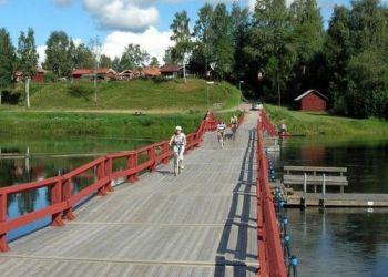 Ferienhaus Sifferbo, Gimmenvägen 1, Sifferbo Stugby